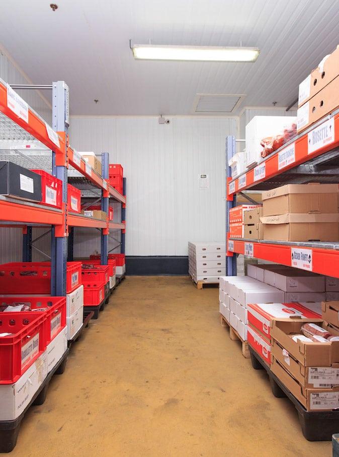 Locaux FG Distribution