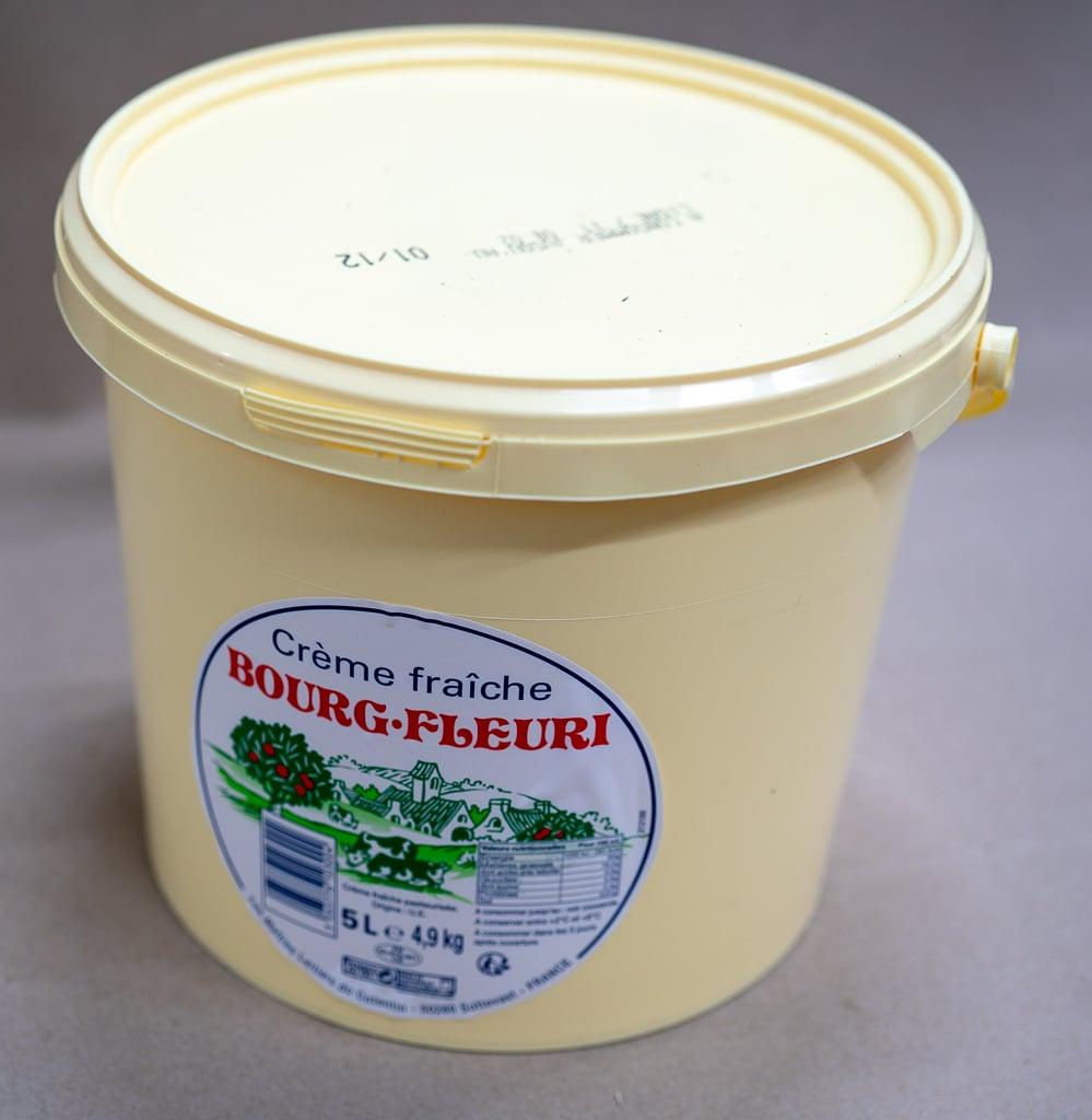 Crème fraiche Bourg Fleuri