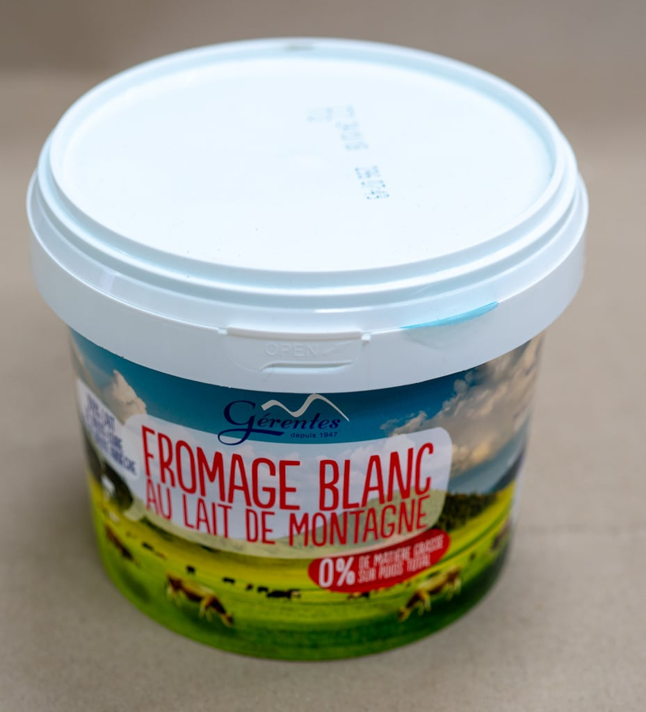 Fromage blanc 0 % GERENTES