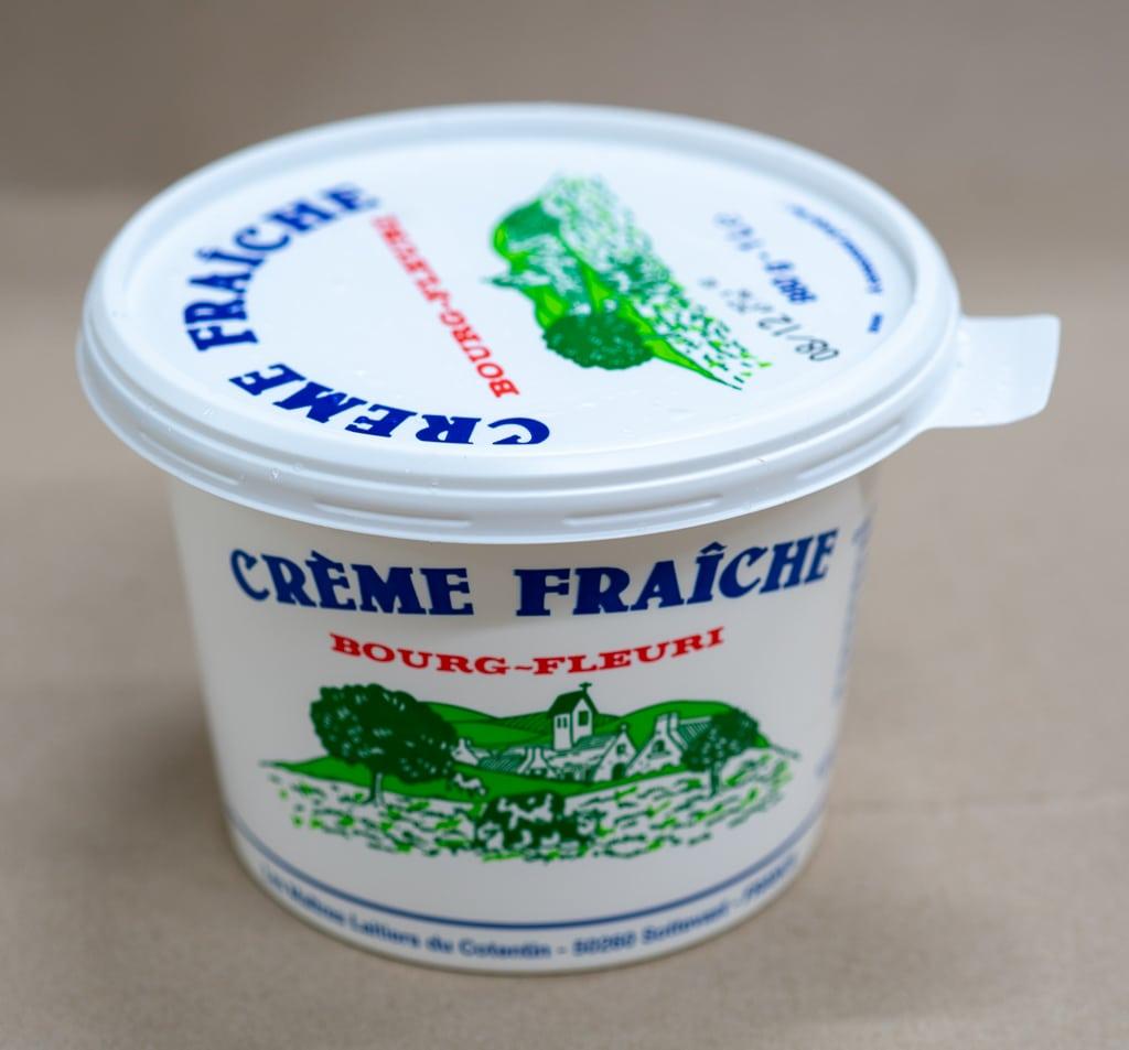 Crème Fraîche Bourg Fleury